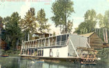 "SS """"Northland Sun"""" at Mirror Landing, [Alberta]."