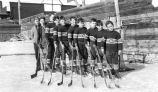 Athabasca hockey team