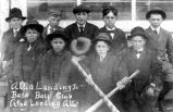 Atha. Landing Jr. Base Ball Club, [Athabasca Landing, Alberta]