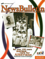 News Bulletin, Volume 29, No. 1