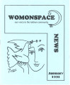 Womonspace News: Our Voice in the Lesbian Community