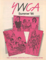 YWCA Summer 1986 Program Brochure