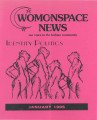 Womonspace News: Our Voice in the Lesbian Community. Identity Politics