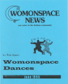 Womonspace News: Our Voice in the Lesbian Community. Womonspace Dances