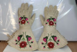 Athapaskan beaded gloves