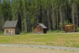 Cabins at Whitecourt Interpretive Center