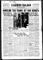 Liaudies Balsas = Peoples voice, January 27, 1939