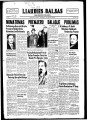 Liaudies Balsas = Peoples voice, December 6, 1938