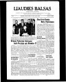 Liaudies Balsas = Peoples voice, December 25, 1959