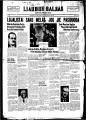 Liaudies Balsas = Peoples voice, February 28, 1939