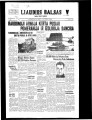 Liaudies Balsas = Peoples voice, March 2, 1945