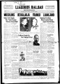 Liaudies Balsas = Peoples voice, January 17, 1939