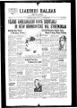 Liaudies Balsas = Peoples voice, February 21, 1947