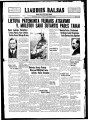 Liaudies Balsas = Peoples voice, October 20, 1939