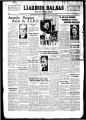 Liaudies Balsas = Peoples voice, November 11, 1937