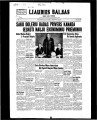 Liaudies Balsas = Peoples voice, October 3, 1947