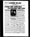 Liaudies Balsas = Peoples voice, September 26, 1947