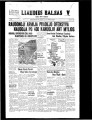 Liaudies Balsas = Peoples voice, January 19, 1945
