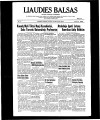 Liaudies Balsas = Peoples voice, November 15, 1963