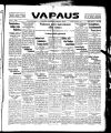 Vapaus, March 1, 1929