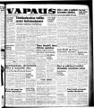 Vapaus, March 13, 1948