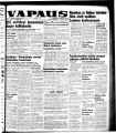 Vapaus, March 9, 1948