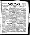 Vapaus, March 8, 1929