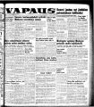 Vapaus, March 30, 1948