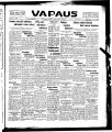 Vapaus, March 14, 1929