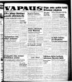 Vapaus, March 11, 1948