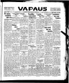 Vapaus, March 30, 1929