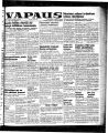Vapaus, March 9, 1950