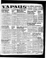 Vapaus, March 3, 1949