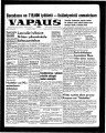 Vapaus, March 23, 1961