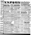 Vapaus, March 10, 1955