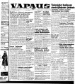 Vapaus, March 17, 1955