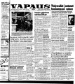 Vapaus, March 22, 1955