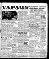 Vapaus, March 30, 1957