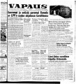 Vapaus, March 30, 1954