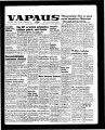 Vapaus, March 18, 1958