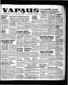 Vapaus, March 22, 1956