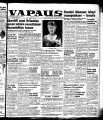 Vapaus, March 26, 1953