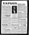 Vapaus, March 9, 1965