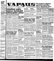 Vapaus, March 3, 1955
