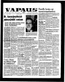 Vapaus, March 16, 1961