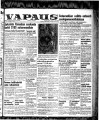 Vapaus, March 25, 1952