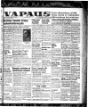 Vapaus, March 29, 1952