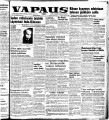 Vapaus, March 18, 1954
