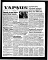 Vapaus, March 2, 1961
