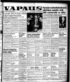 Vapaus, March 27, 1951